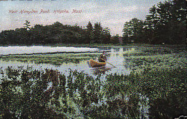 Holyoke West Hampen Pond
