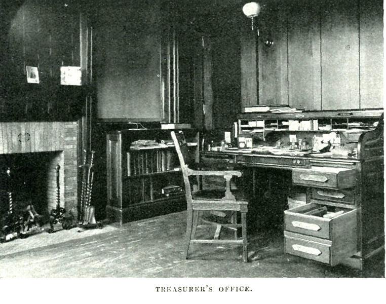 Holyoke Crocker Treasurer Office
