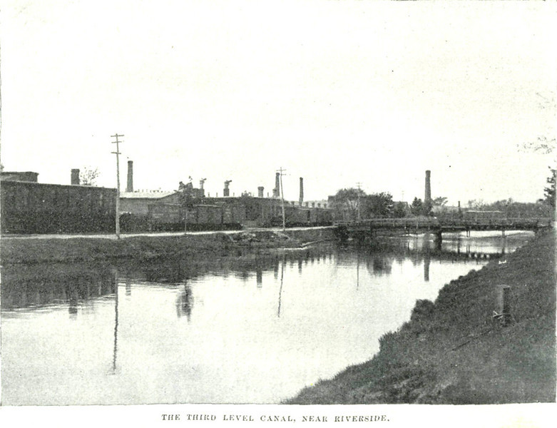 Holyoke Third Level Canal