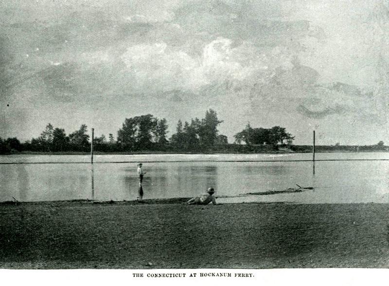 Holyoke Hockanum Ferry