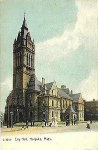 Holyoke City Hall 2