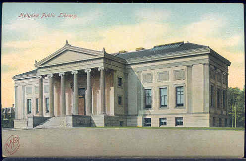 Holyoke Public Library 2