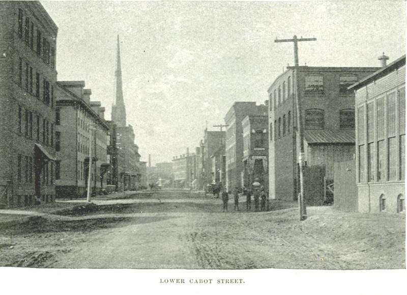 Holyoke Lower Cabot St