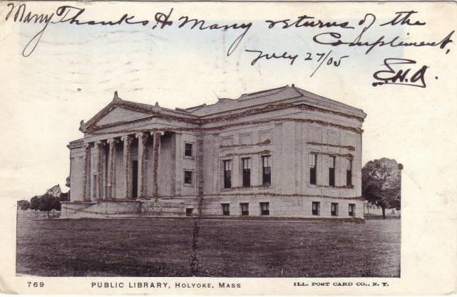 Holyoke Public Library