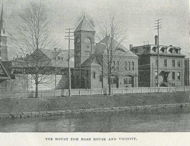 Holyoke Mt Tom House