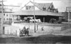 Holyoke Conn River RR Depot 1880's