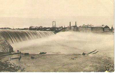 Holyoke The Dam