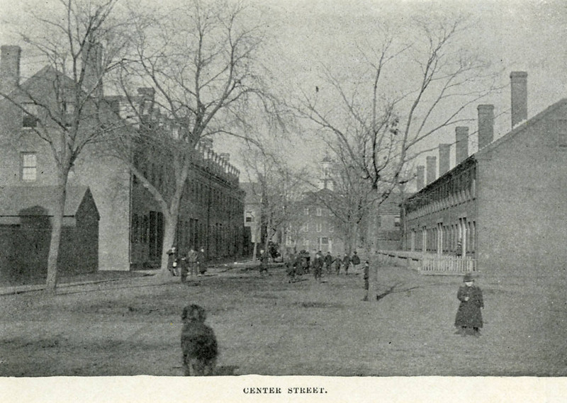 Holyoke Center Street
