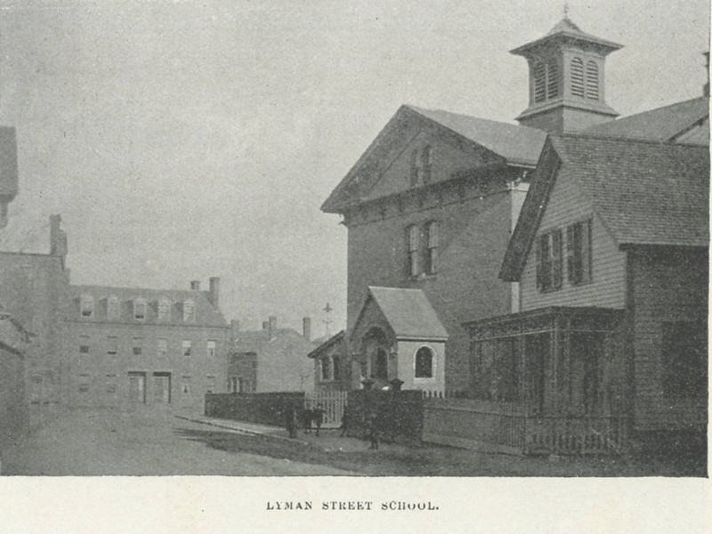 Holyoke Lyman St School