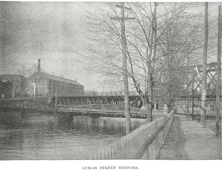 Holyoke Lyman St bridges