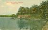 Holyoke Lambert Boat House Hamden Pond
