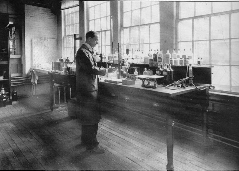 Holyoke Skinner Mill Making Dyes