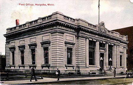 Holyoke Post Office