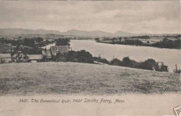 Holyoke Near Smith's Ferry