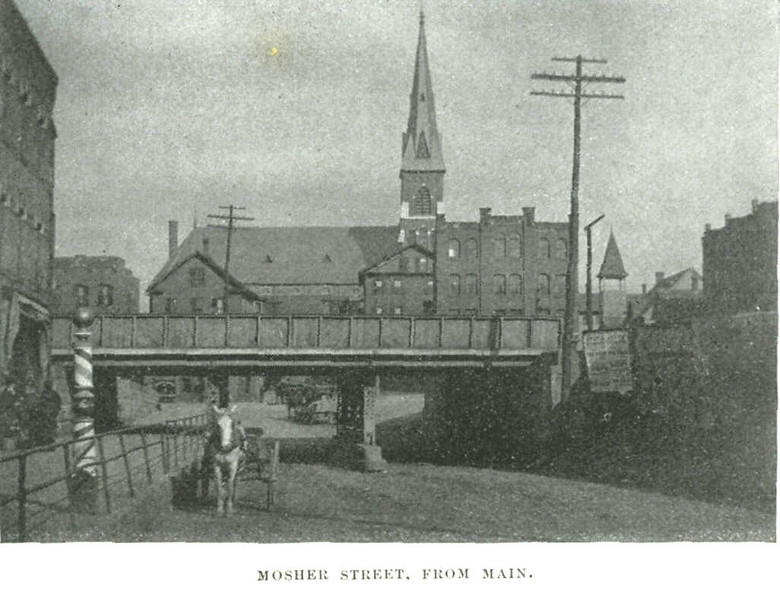 Holyoke Mosher from Main