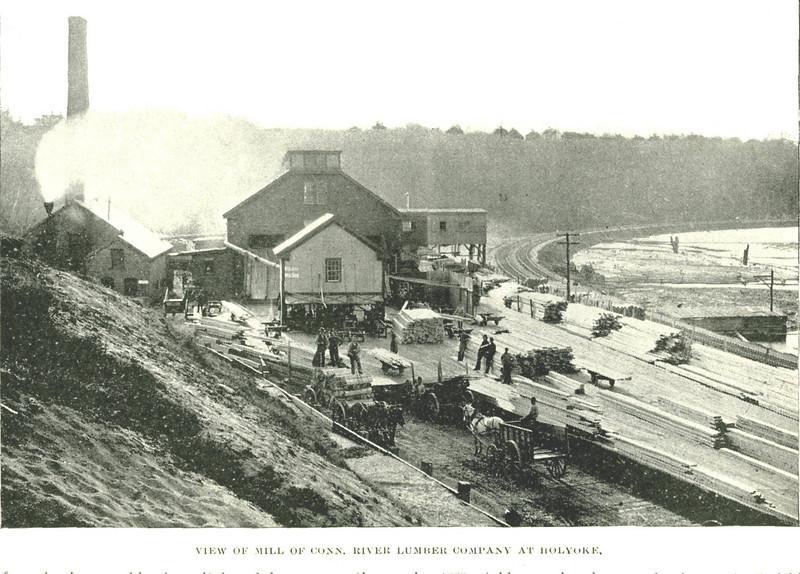 Holyoke Conn River Lumber 3