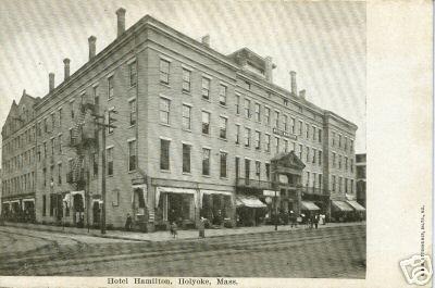 Holyoke Hotel Hamilton