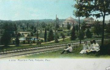 Holyoke Mt Park Children- RR
