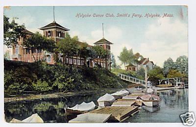 Holyoke Canoe Club Smith's Ferry