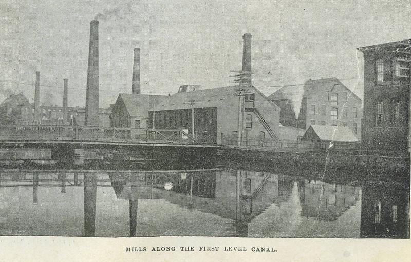 Holyoke Mills Along First Level