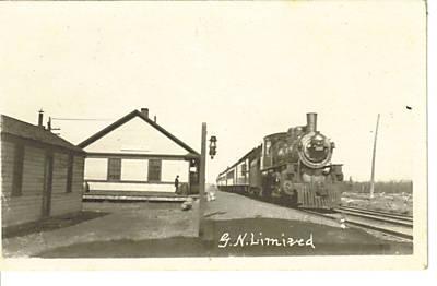 Holyoke Depot Limited Train