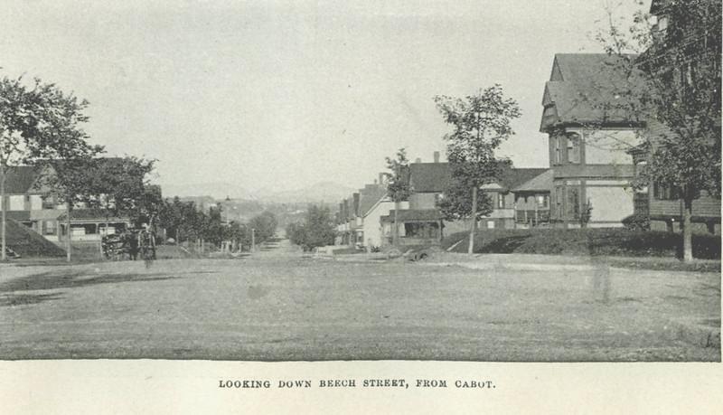 Holyoke Beech Street