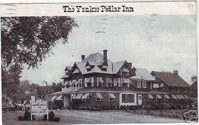 Holyoke Yankee Pedlar 1950's