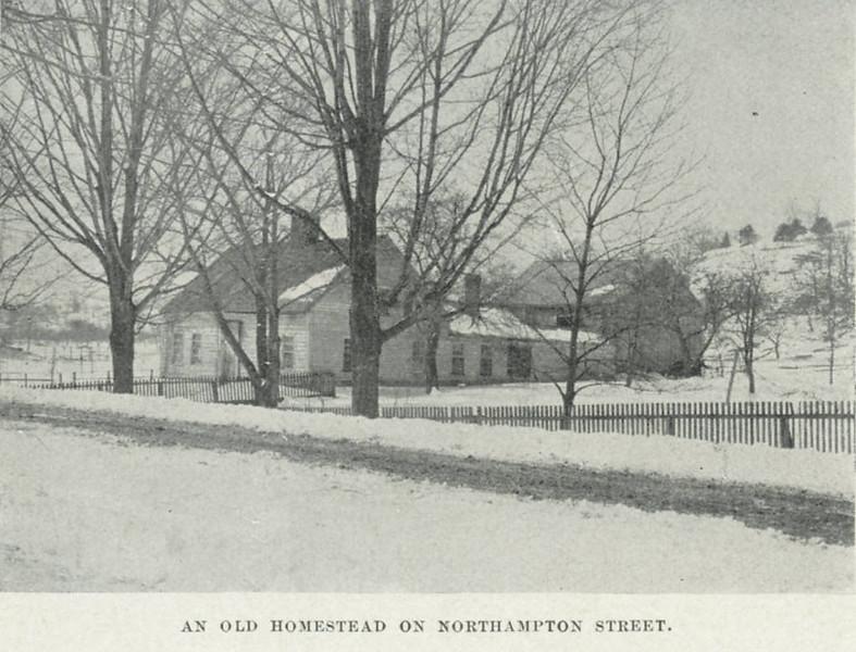 Holyoke Homestead Northampton St