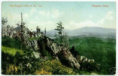 Holyoke Ragged Cliffts