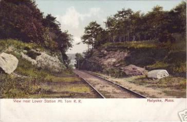Holyoke View Near Lower Station