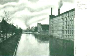 Holyoke 2nd canal