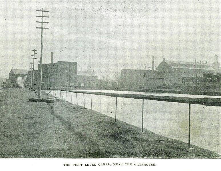 Holyoke  1st Level Canal 2