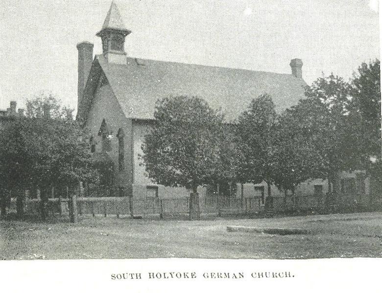 Holyoke So Holyoke German Church