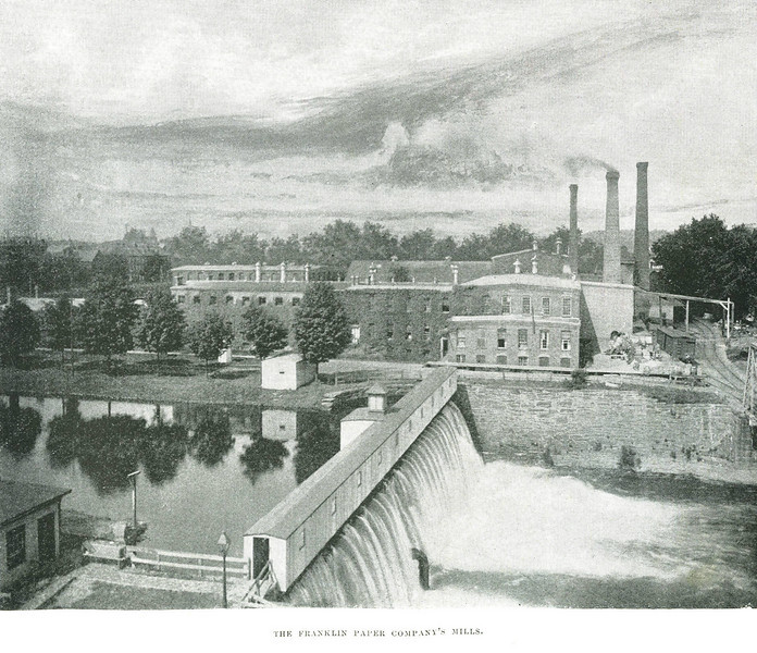 Holyoke Franklin Paper co