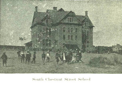 Holyoke  So Chestnut School