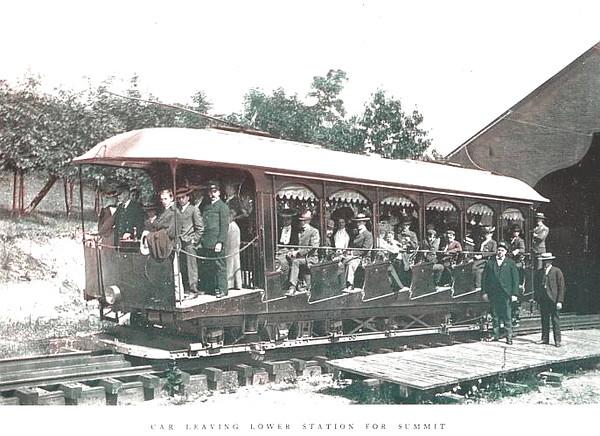Holyoke Leaving Station 2