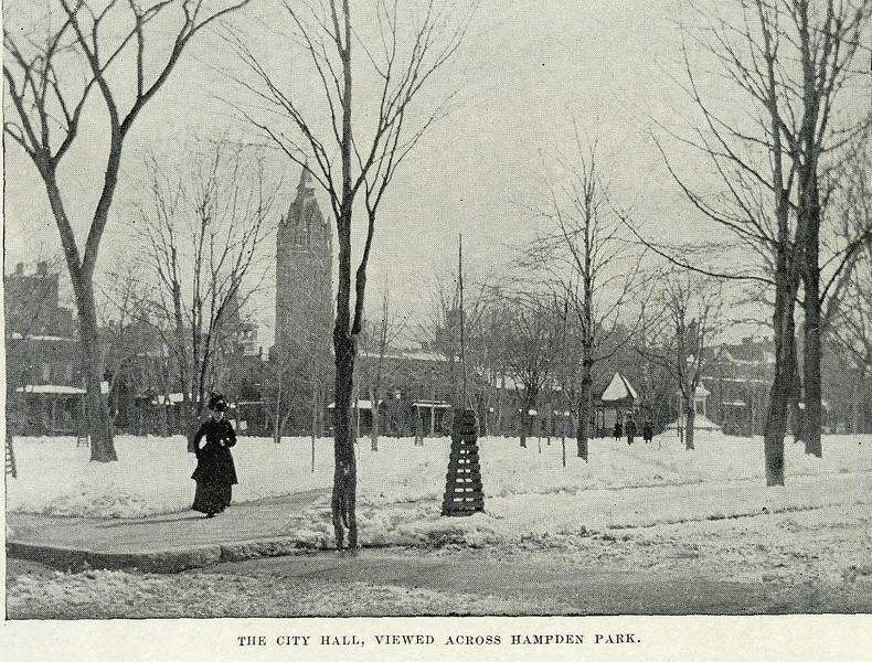 Holyoke In Hampden Park