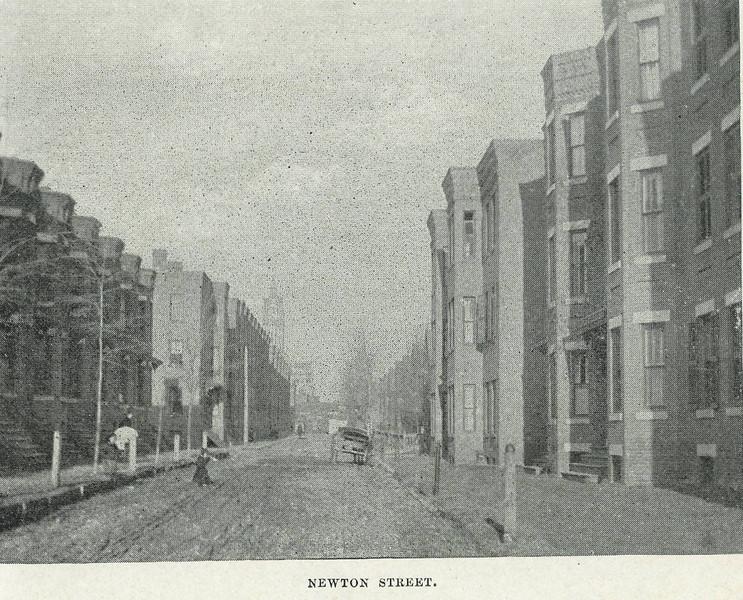 Holyoke Newton Street