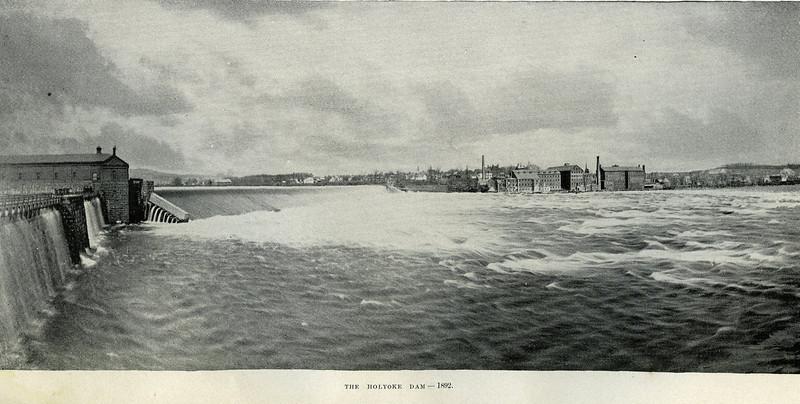 Holyoke  Dam 1892