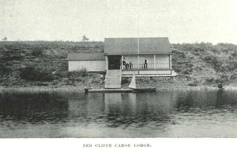 Holyoke Red Cliff Canoe Club
