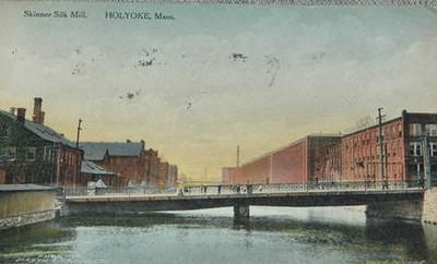 Holyoke Skinner Silk Mill