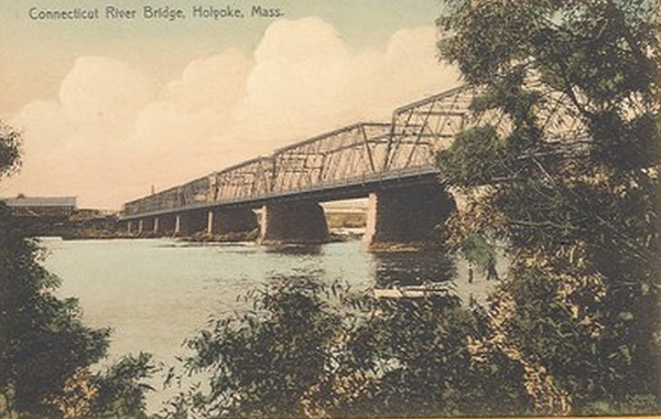 Holyoke Conn River Bridge