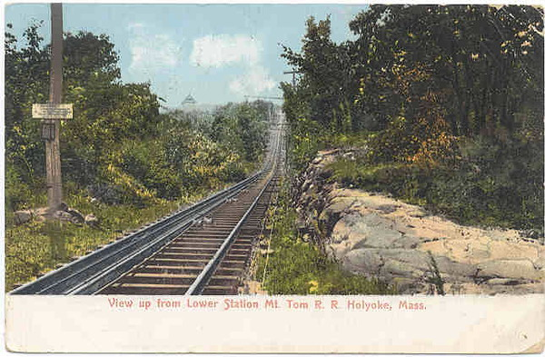 Holyoke View From Lower Station