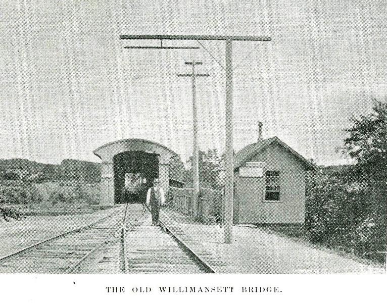 Holyoke Willimansett Bridge