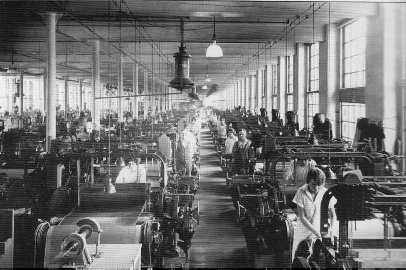 Holyoke Skinner Weaving Silk