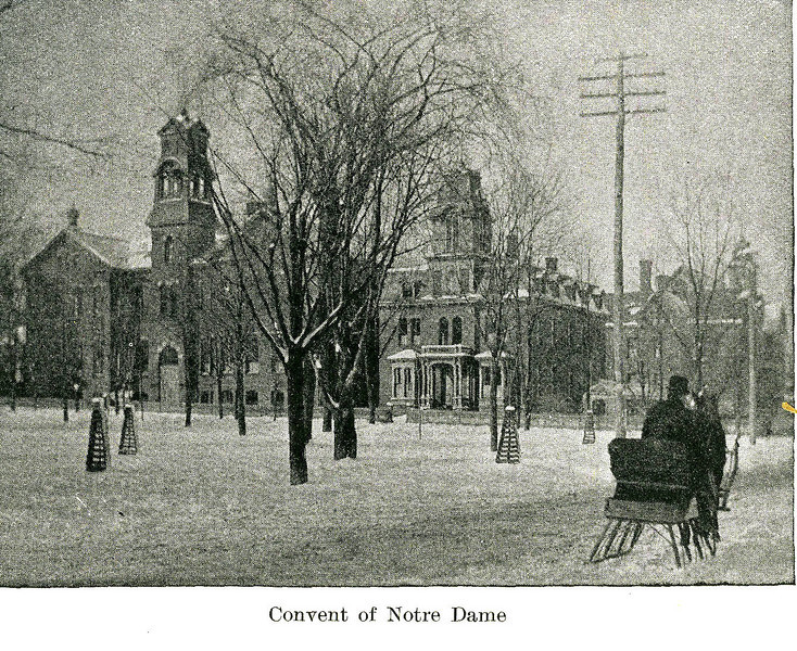 Holyoke  Convent Notre Dame