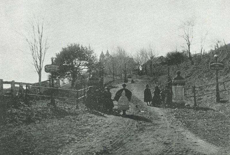 Holyoke Group at Gates Orphan Asylum
