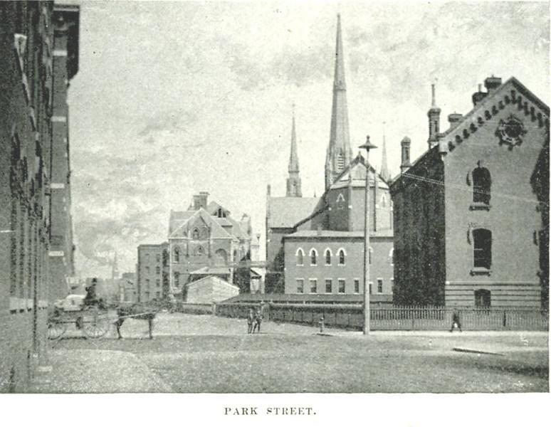 Holyoke Park St
