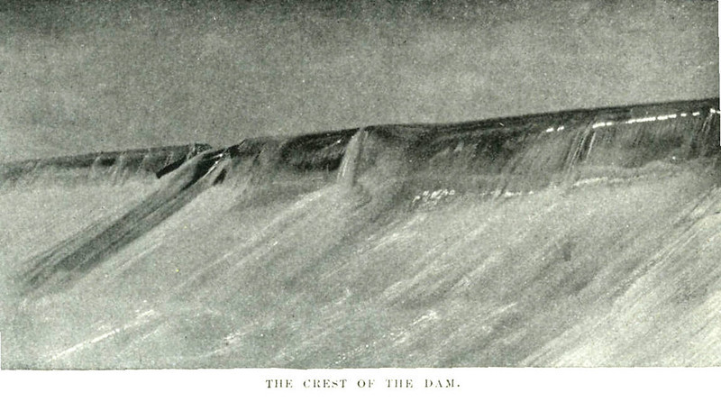 Holyoke Crest of Dam