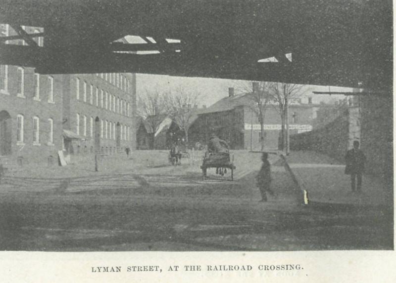 Holyoke Lyman St